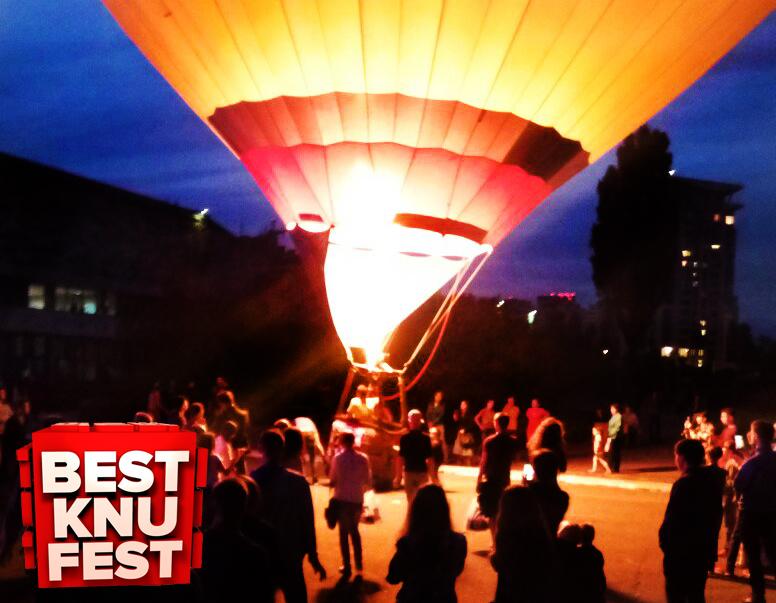 BestKNUfest 2.0. Вражаюча посвята у студенти