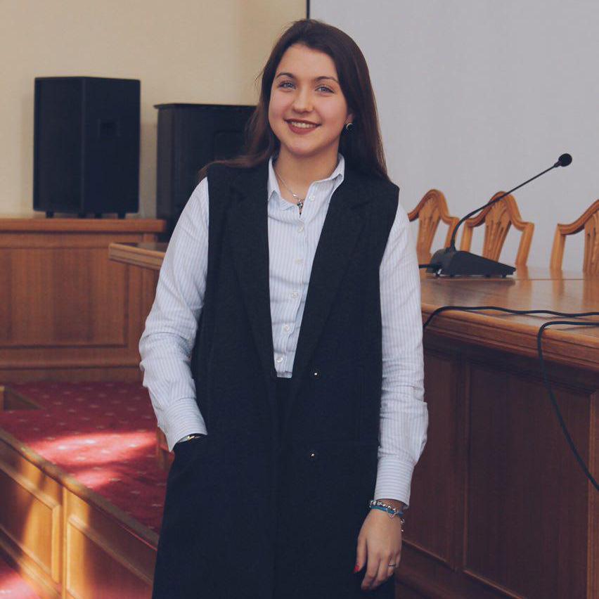 Анастасія Кікоть