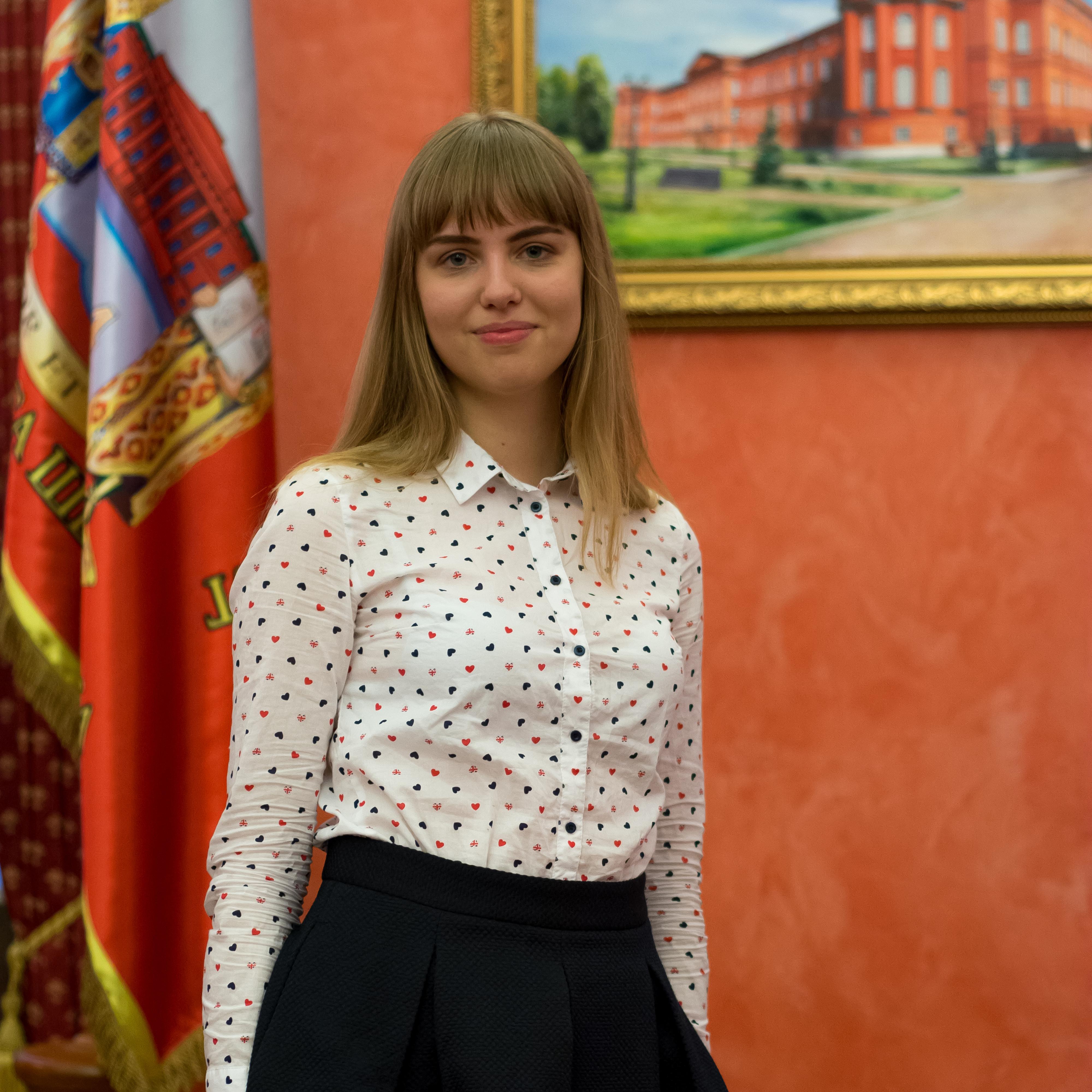 Вероніка Євтушенко